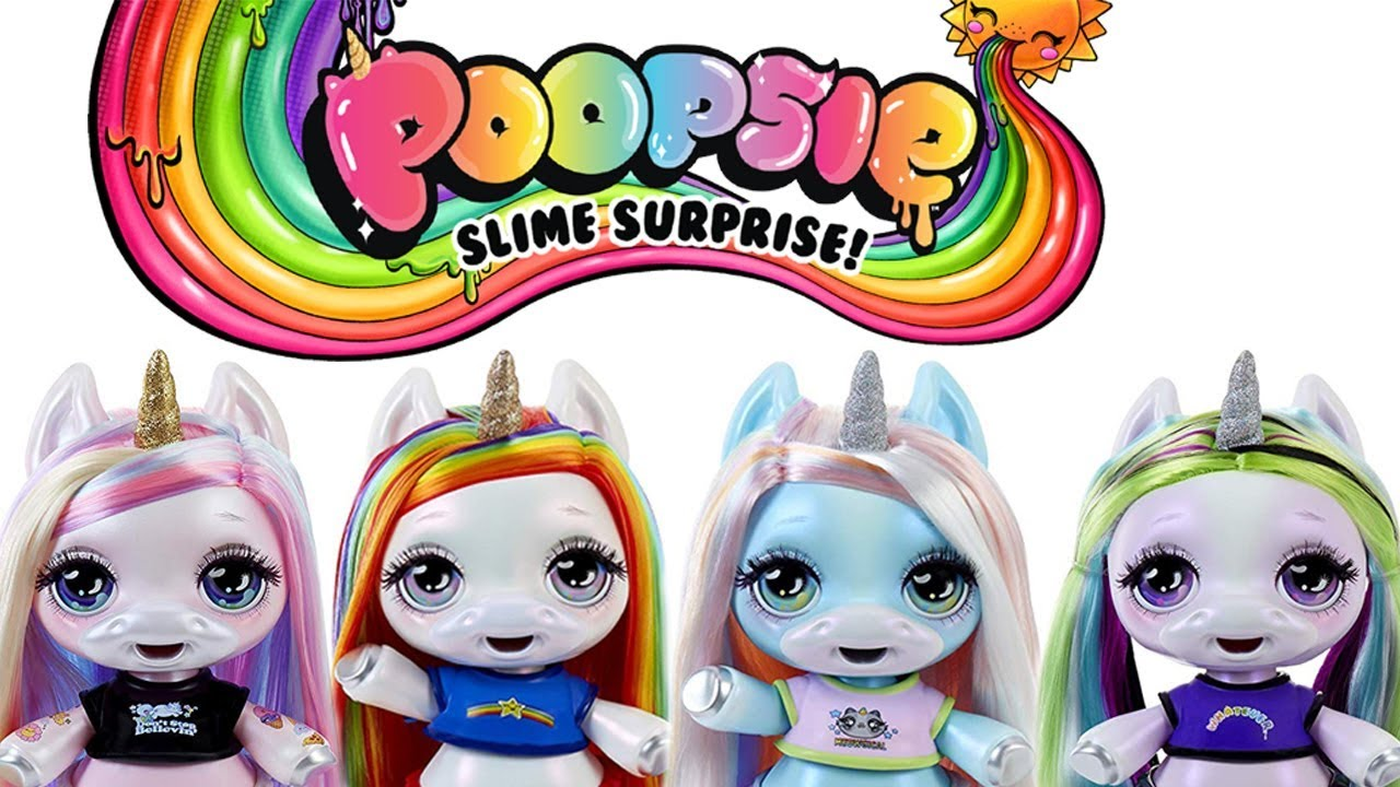 Poopsie Surprise Magical Unicorns Wave 1 2 Full Set Reveal Youtube
