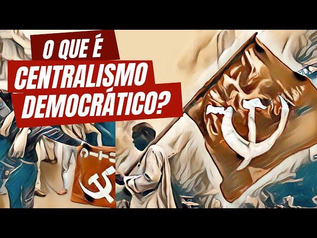 O que é centralismo-democrático? Teses leninistas