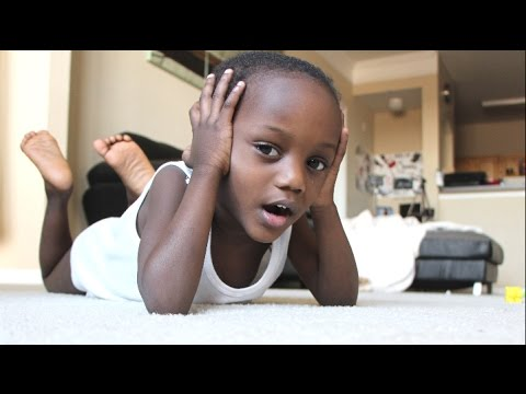 Home Alone Prank On 3yr Old Son