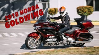Honda Big Bikes Launch 2018 : Honda Goldwing 2018