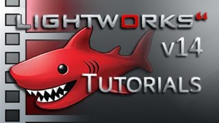 Lightworks 14 - Tutorial for Beginners [COMPLETE]* - 11 MINUTES!