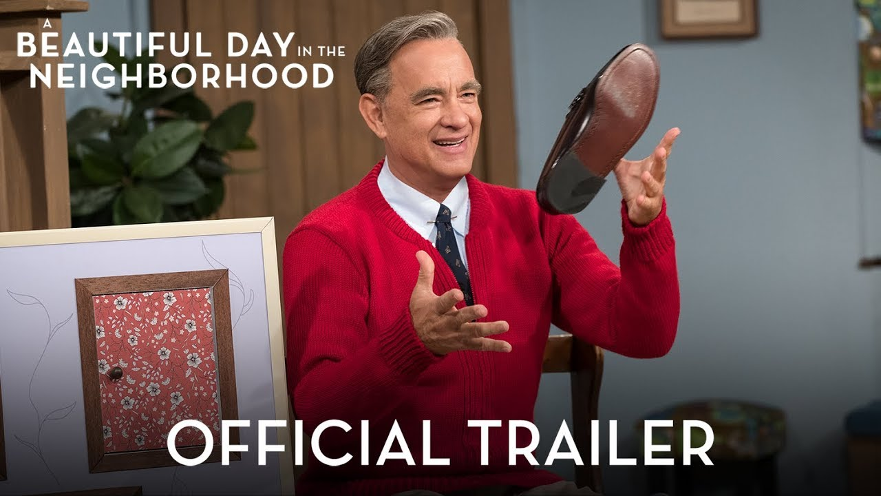 A Beautiful Day in the Neighborhood trailer met Tom Hanks