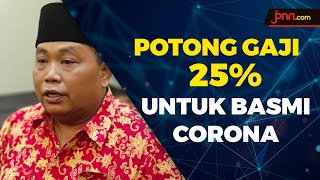 Arief Poyuono: Bupati Sampai Presiden Harus Rela Potong Gaji 25 Persen - JPNN.com