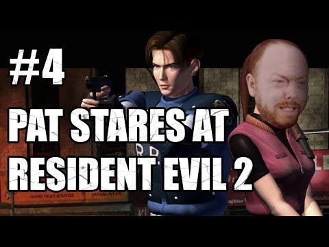 Pat Stares At RE2 (Part 4)