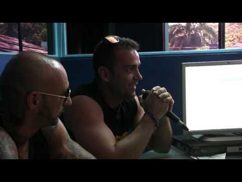 DEMODAVE -intervista Demodave E mr Gio Dj radio la Kalle 96.30-LAS TERRENAS -REPUBBLICA DOMINICANA