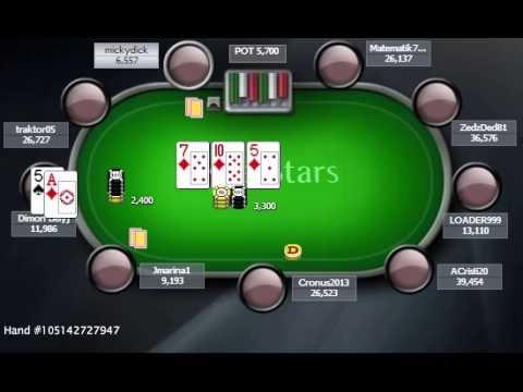 Разбор раздач: 3бет с 57s и слабое дро подробный анализ в flopzillaиз YouTube · С высокой четкостью · Длительность: 25 мин11 с  · Просмотров: 866 · отправлено: 10/18/2016 · кем отправлено: Школа покера Freestylepoker