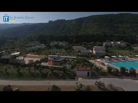 Le Rosette Resort - Sud Italia - Drone view ♥ IT Hotels Group