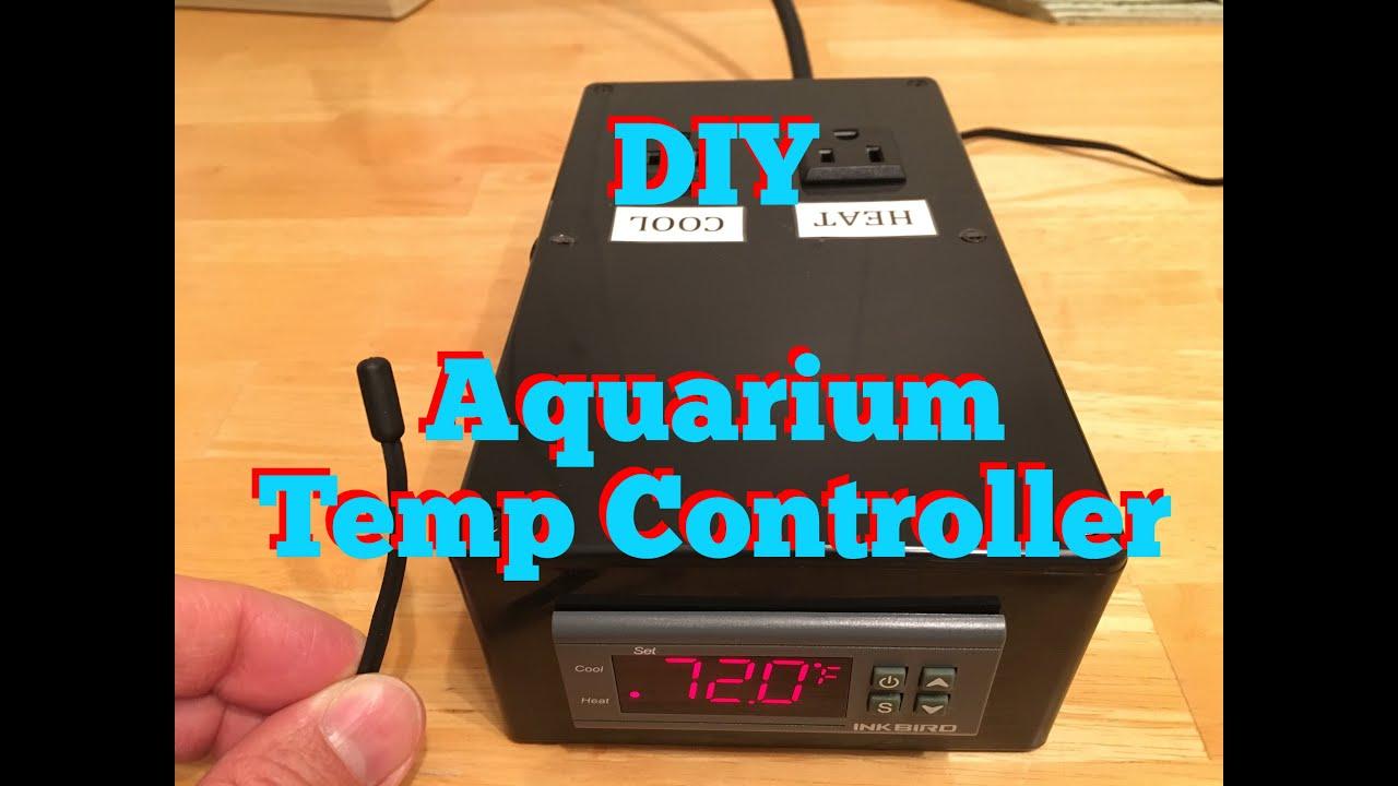 DIY Aquarium Temperature Controller