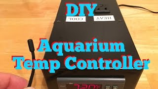 DIY Aquarium Temperature Controller