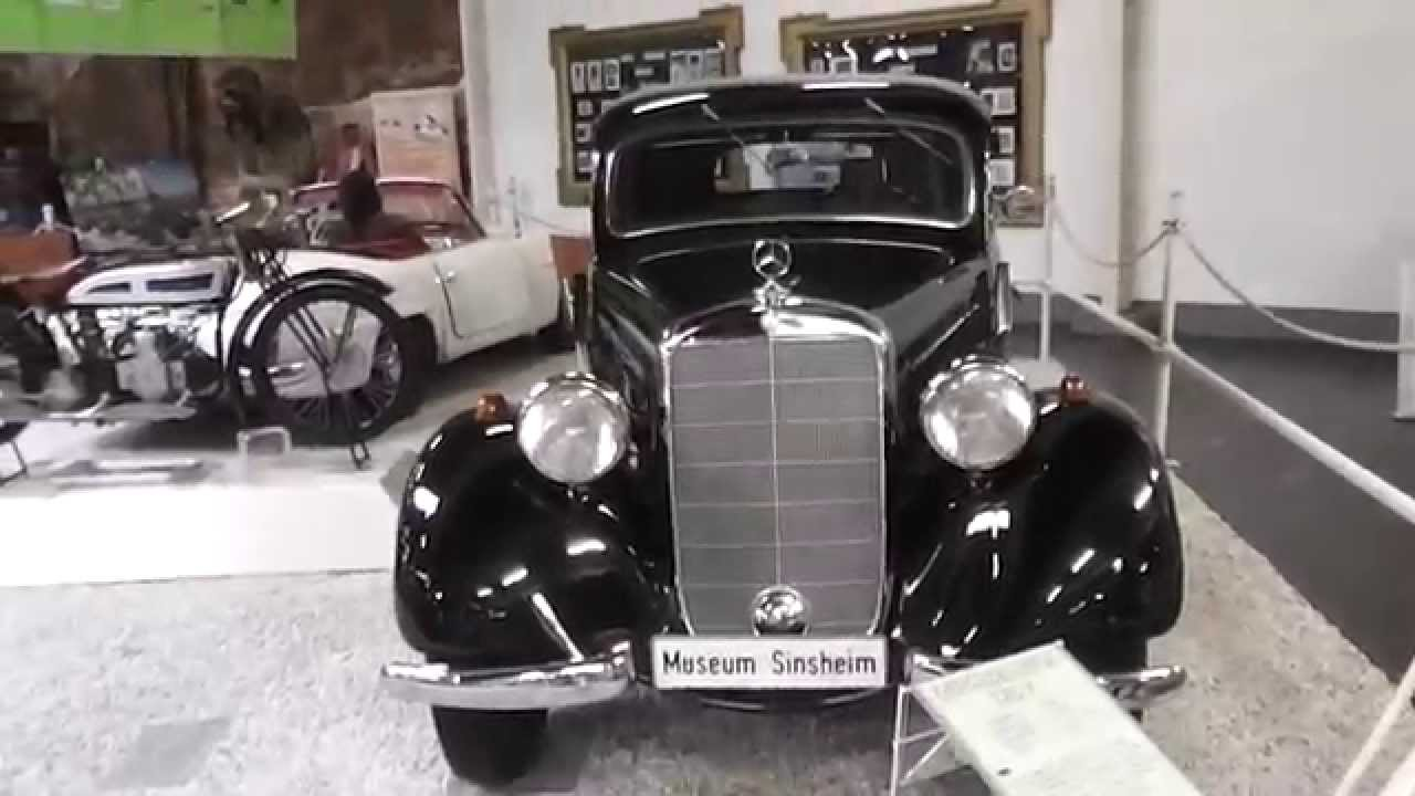 Mercedes-Benz 170 V - German car from 1948 - YouTube