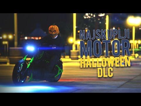 NAJSKUPLJI MOTOR U GTA V - 2,000,000$ ! Grand Theft Auto V - Halloween DLC