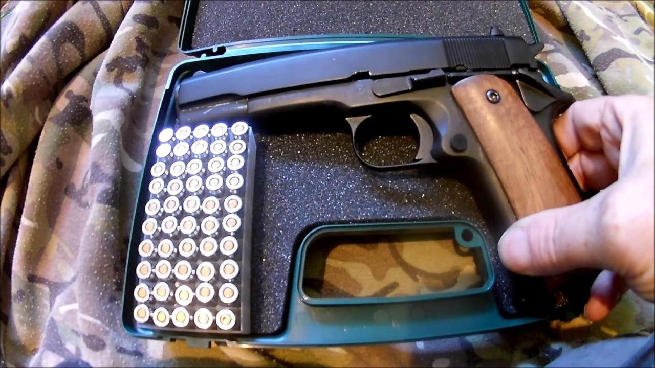 KIMAR 911 8mm blank firing 1911 copy