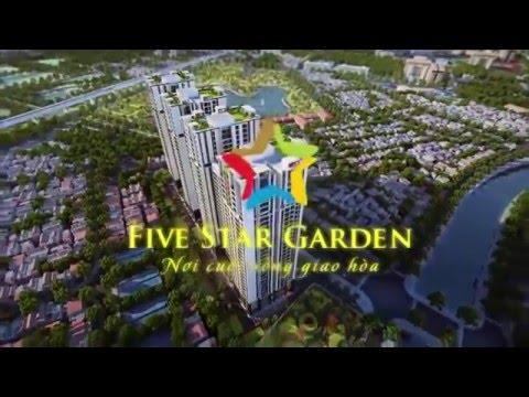 Chung cư Five Star Garden – Số 2 Kim Giang