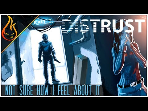 Lots Of Searching Not Much Game Distrust Ep2 |