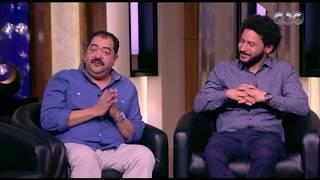 هنا العاصمة | الفنان طارق عبد العزيز يشكر فريق عمل مسلسل رحيم والانتاج