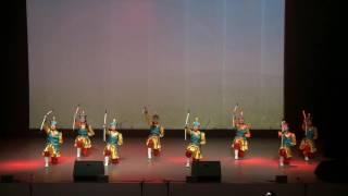 Детский фольклорный ансамбль «Баяр», г. Чита