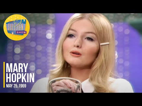 """Mary Hopkin """"Love Is The Sweetest Thing"""" on The Ed Sullivan Show"""