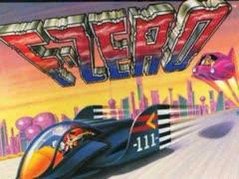 F-ZERO SOUNDTRACK 8 (RED CANYON)