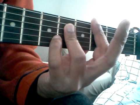 Csus4 Guitar Chord Youtube