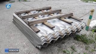 В Горловке продолжаются восстановительные работы по устранению последствий урагана 6 июня