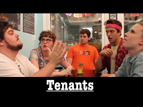Tenants (Web Series) Season 1 Episode 6:  Dinner Party