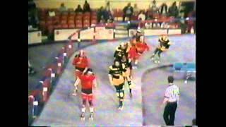 Roller Derby Bombers vs Stars 3