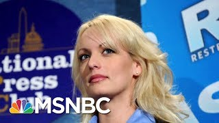 Judge Denies Stormy Daniels' Motion To Depose President Donald Trump | MSNBC