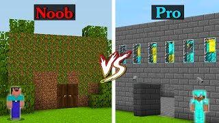 จะเกิดอะไรขึ้น!? NOOB vs PRO ถ้ามีโจรมาขโมย! ในมายคราฟ!!