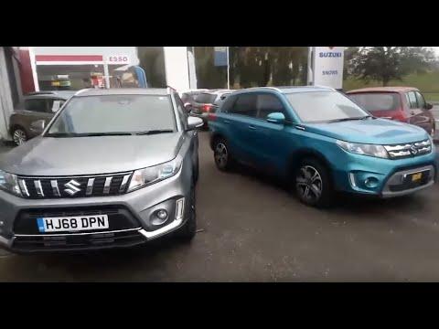 Old vs New Suzuki Vitara   Side by Side Comparison