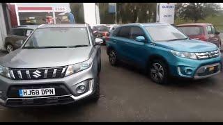 Old vs New Suzuki Vitara | Side by Side Comparison