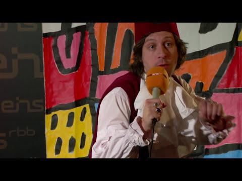 Adam Green -  radioeins Loungekonzert