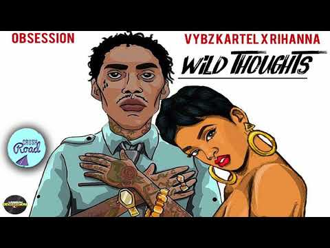 Vybz Kartel Ft Rihanna - Wilds Thoughts (Audio)