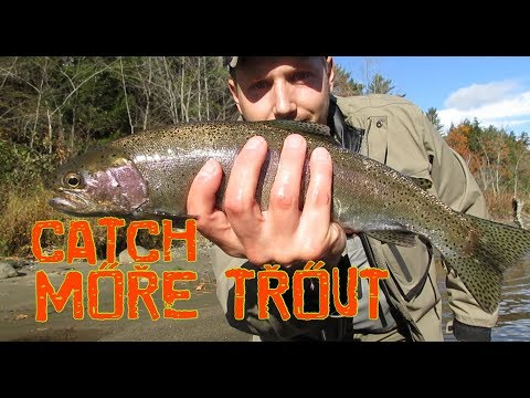 How To Locate TROUT - THE SEAMS!!