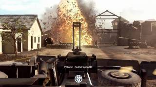 Medal of Honor 2010 PC gameplay HD #1 on Zotac GTS 450 AMP!