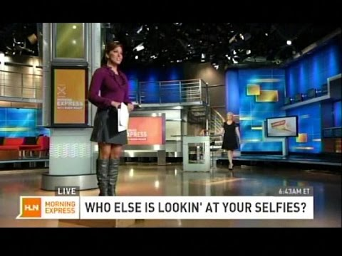 robin meade in gray boots 10 oct 2014