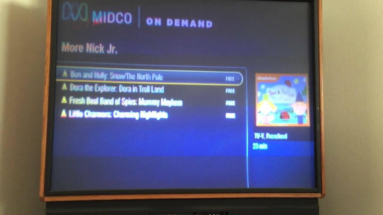 Nick Jr. Shows On Demand