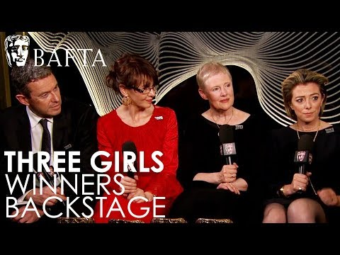 The makers of Three Girls discuss the impact of their BAFTA-winning programme | BAFTA TV Awards 2018