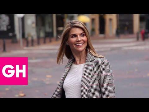 Lori Loughlin | Behind the Scenes | GH