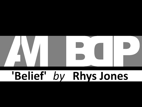 'Belief' by Rhys Jones | AtlanticBDP and BluedogProductions | Audio ONLY version | HD