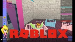 ROBLOX CITY LIFE! GamePlay
