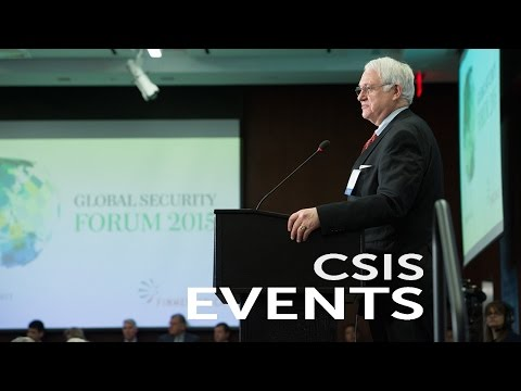 Global Security Forum 2015: Iran and the Way Forward in the Middle East: Henry Kissinger