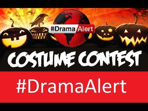 Halloween Costume Contest #DramaAlert 2nd Annual! - YouTube