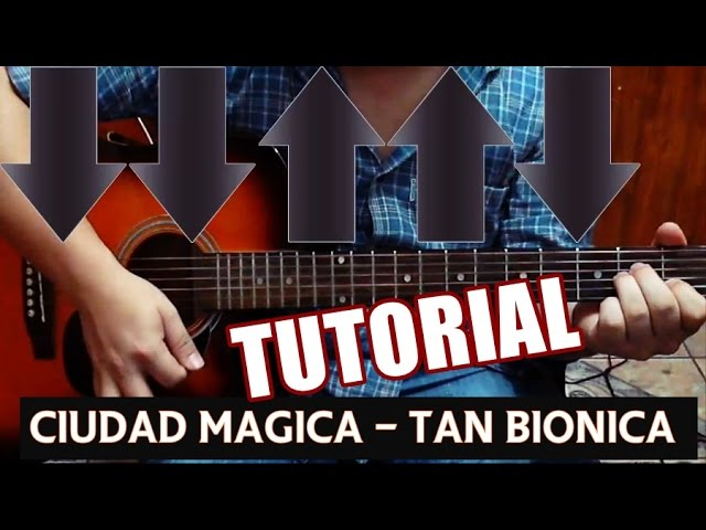 Tutorial Tan Bionica Ciudad Mágica Youtube