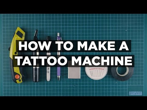 how to make a machine with hair clippers