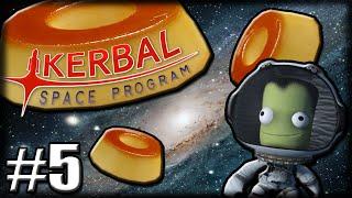 Jogando KSP - Pudim no Cosmos - Ep 5