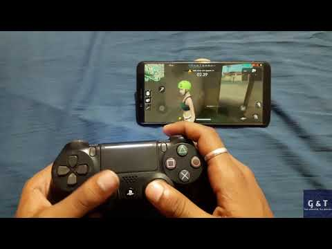 How To Use Any Joystick(ps4,ps3,xbox)to Play Android Games Like Pubg, Free Fire, Real Racing Etc
