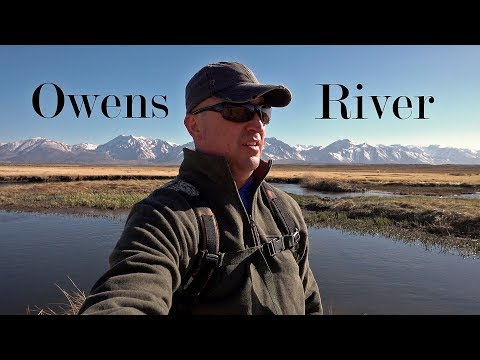 Owens River Day Trip
