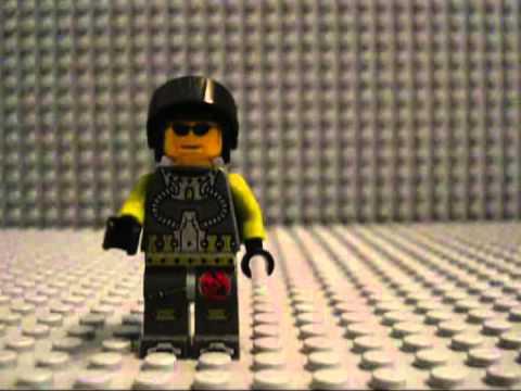 Lab Safety Video: Lego Rap