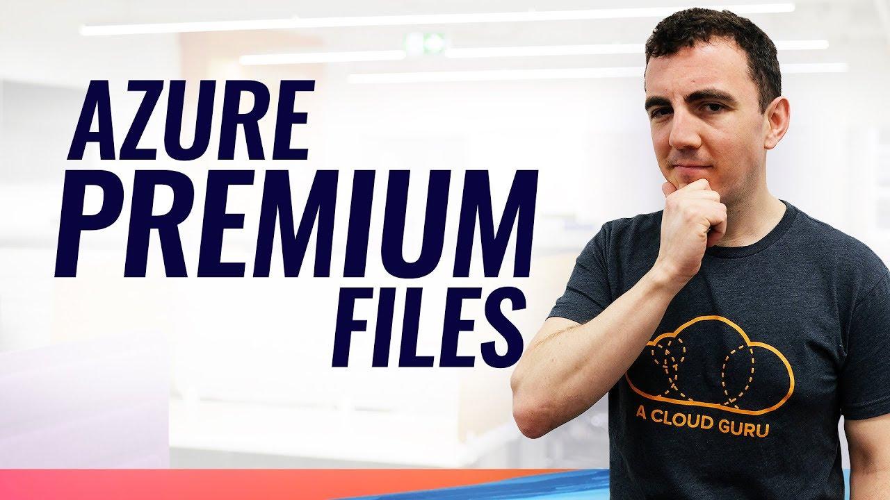 Azure Premium Files, Data Lake Storage Gen2 Event Grid integration & new  PCI DSS Azure Blueprint