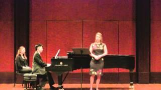 R. Schumann: Frauenliebe und -leben, Op. 42, II. Er, der Herrlichste von allen (2/8)